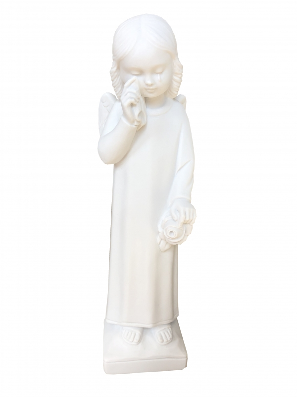 Angelu skulpturos